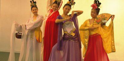 古典舞--四大美人