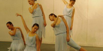 现代舞—忆