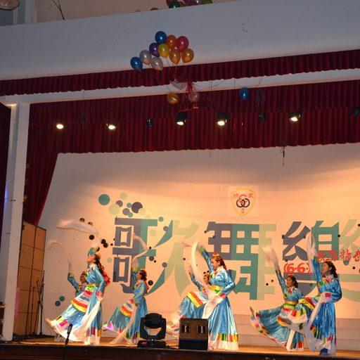 雪隆精武体育会舞蹈团