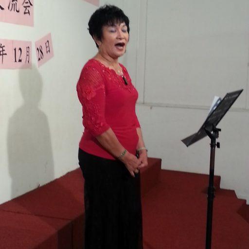 刘惠卿独唱