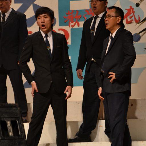 雪隆精武体育会合唱团